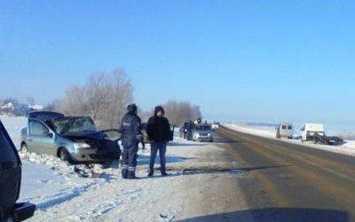 В ДТП в Узловском районе погиб человек