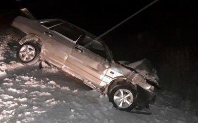 Три человека пострадали в ДТП с фурой в Рязанской области