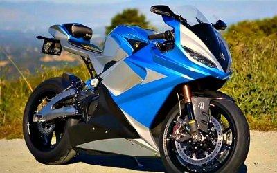 Lightning Motorcycles: новый электробайк изСША