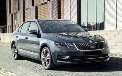 SKODA Octavia вошла в топ-5 самых популярных машин в Москве
