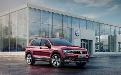 Лучший в своем классе – новый Volkswagen Tiguan в наличии в «Автоцентр Сити – Каширка»