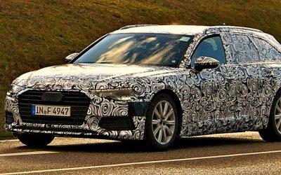 Новый Audi A6 Allroad: скоро презентация