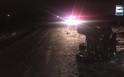 Водитель квадроцикла погиб в ДТП в Калининградской области