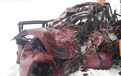 Два человека погибли в ДТП в Кирсановском районе Тамбовской области