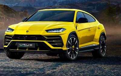 Lamborghini Urus: «Наволю, впампасы!»