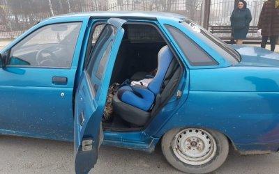 2-летняя девочка пострадала в ДТП в Ставрополе