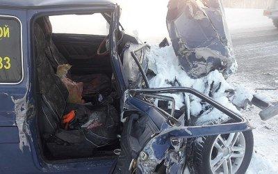 В ДТП на трассе «Сургут – Салехард» погиб человек