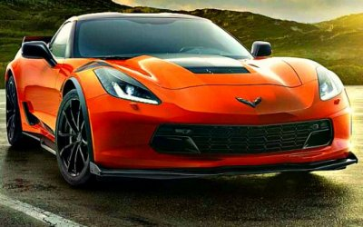 Chevrolet Corvette: «дембельский аккорд»