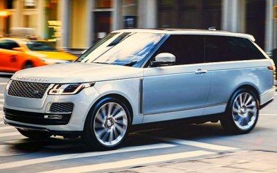 Range RoverSV Coupe непойдёт всерию