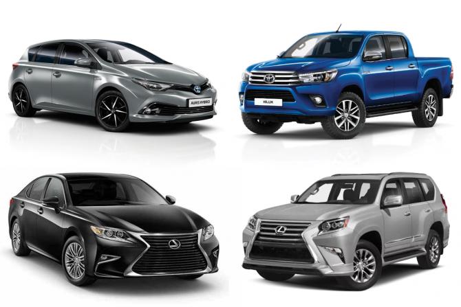 Отзыв Lexus и Toyota