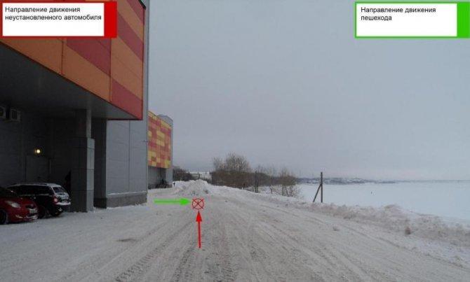 В Архангельске водитель сбил ребенка и скрылся