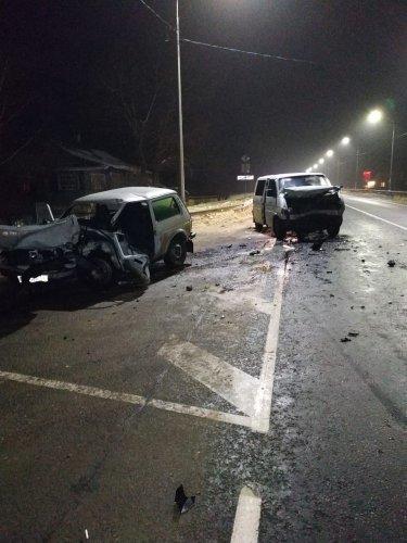 В ДТП под Орлом погиб человек