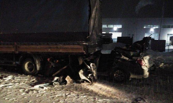 Трое взрослых и подросток погибли в ДТП в Башкирии (3)