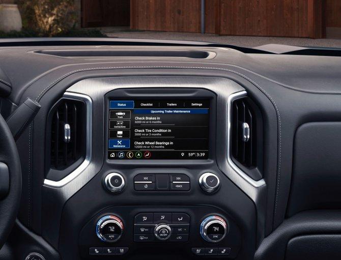Пикап GMC Sierra HD получил новую кабину 5