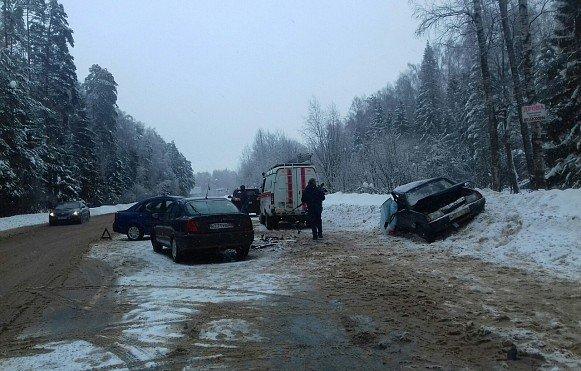 Два человека погибли в ДТП в Ивановской области (2)