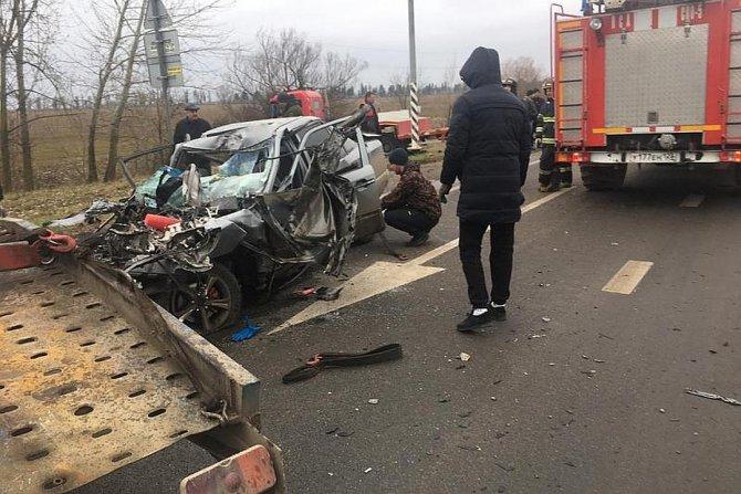 19-летний водитель погиб в ДТП с фурой в Краснодаре (3)