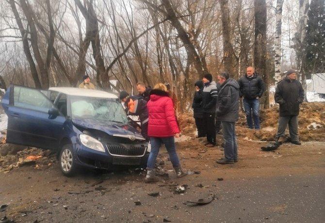 В Твери в ДТП погиб человек