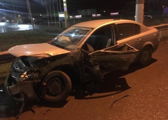 Пьяная женщина-водитель устроила ДТП в Краснодаре (2)