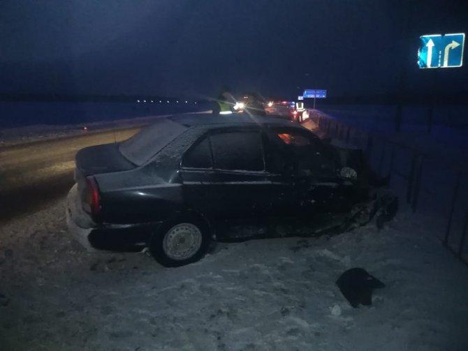 В ДТП под Екатеринбургом по вине пьяного водителя пострадали три человека (1)