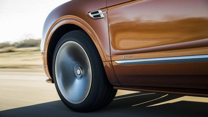Bentley Bentayga Speed 4