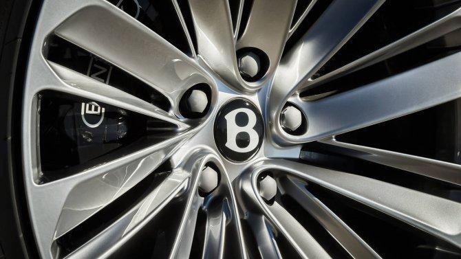 Bentley Bentayga Speed 7