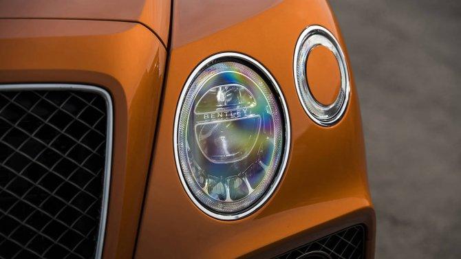 Bentley Bentayga Speed 11
