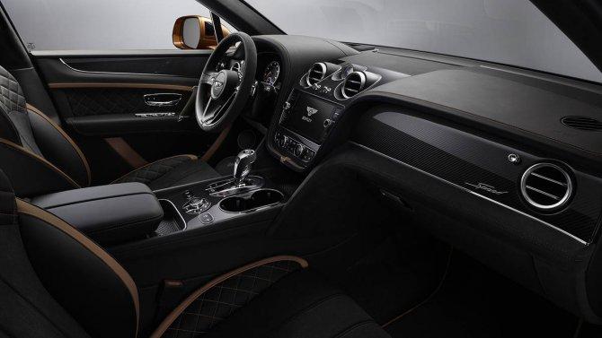 Bentley Bentayga Speed 14