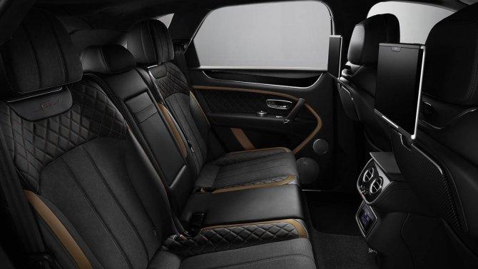 Bentley Bentayga Speed 13