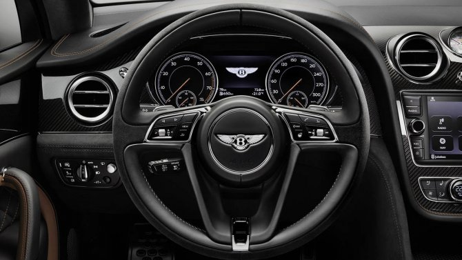 Bentley Bentayga Speed 16