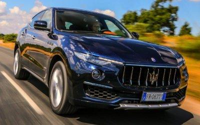 Maserati теряет популярность вРоссии