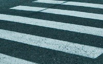 В Краснодаре иномарка сбила женщину на переходе