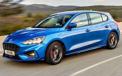 Три модели Ford получили специальное исполнение для России