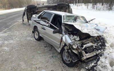Пять человек пострадали в ДТП на трассе «Тамбов-Пенза»