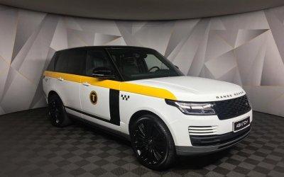 Первый Range Rover для службы VIP такси продан в «АВИЛОН»