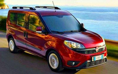 В Россию приехал обновлённый FIAT Doblo