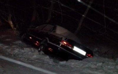 В Омске иномарка сбила двух пешеходов – погиб молодой человек
