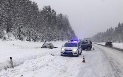 Молодой водитель иномарки погиб в ДТП на «Скандинавии»