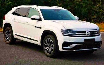 Рассекречены данные покупеобразному Volkswagen Teramont