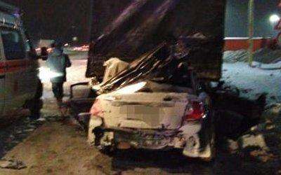 Трое взрослых и подросток погибли в ДТП в Башкирии
