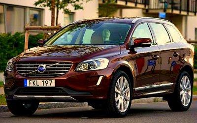 ВРоссии отзовут автомобили Volvo
