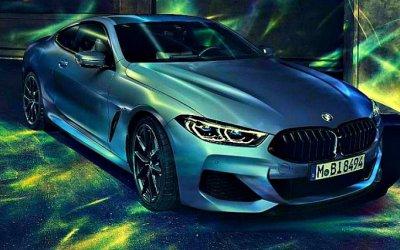 BMW выпустит спецверсию купе 8-Series