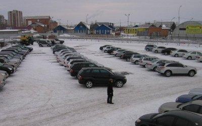 ВРоссии стали покупать больше подержанных машин, авМоскве— меньше