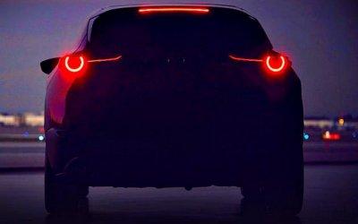 Mazda привезет вЖеневу новый кроссовер