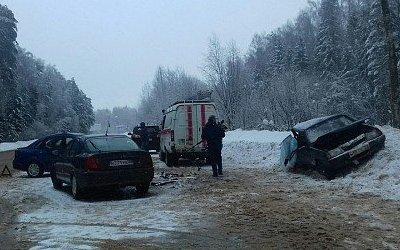 Два человека погибли в ДТП в Ивановской области