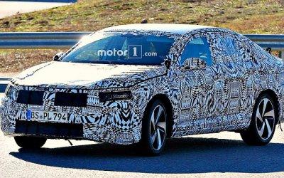 Volkswagen подготовил «заряженный» седан Jetta GLI