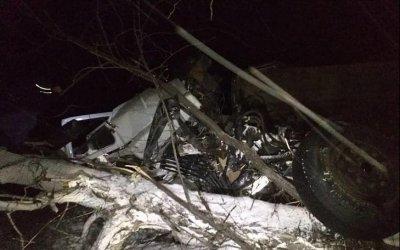 19-летний пассажир иномарки погиб в ДТП в Башкирии
