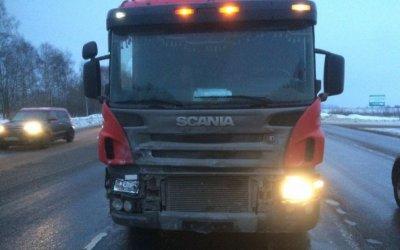 Водитель иномарки погиб в ДТП на выезде из Ярославля
