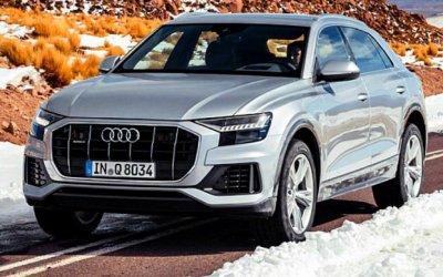 ВРоссию приедет дизельный Audi Q8