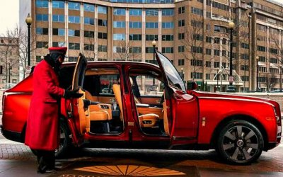 Rolls-Royce подготовил серсию авто вчесть Года свиньи
