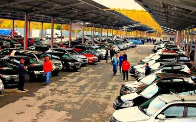 Московская область— крупнейший вРоссии рынок подержанных авто